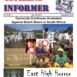 Free PDF of the latest Citizens' Informer