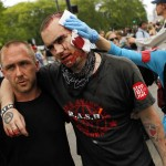 Extreme left-wingers charged with felonies for assaulting police officers in Chicago
