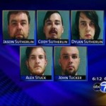 Left-wing/Marxist gang members sentenced to hard time