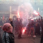 French media exonerates victims of left-wing gang attack in France