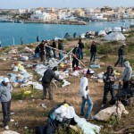 The Pope plans meeting with illegal immigrants on Italian island