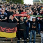 German soccer fan clubs unite to fight radical Islam