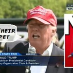 Donald Trump Exposes The Political Puppet Show