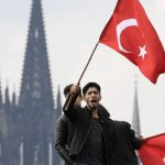 Massive Pro-Erdogan Rally In Cologne