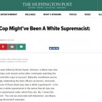Huffington Post defends Dallas spree killer